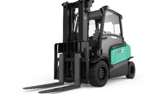 Jetzt neu: EDiA XL von Mitsubishi Forklift Trucks!
